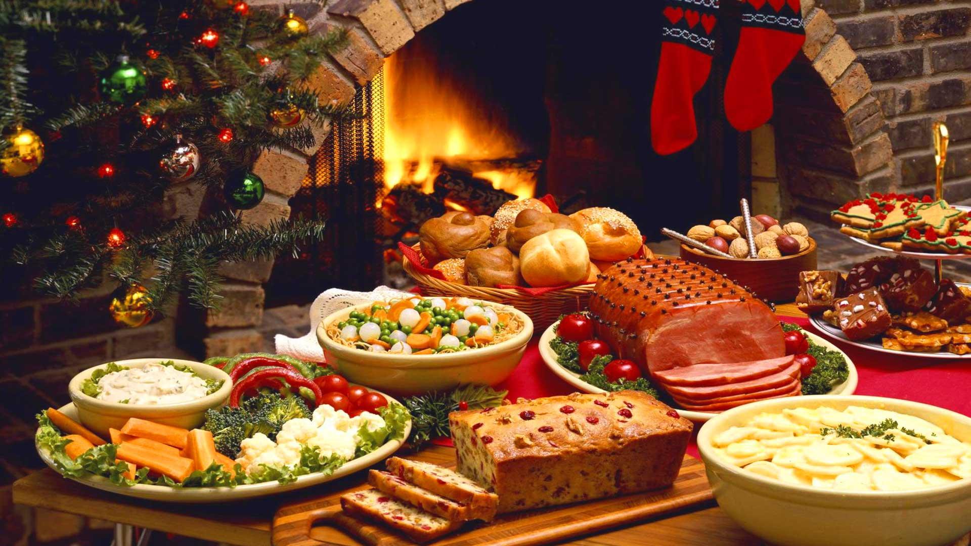 wat te eten met kerstavond