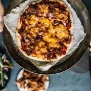 pizza chef met lef