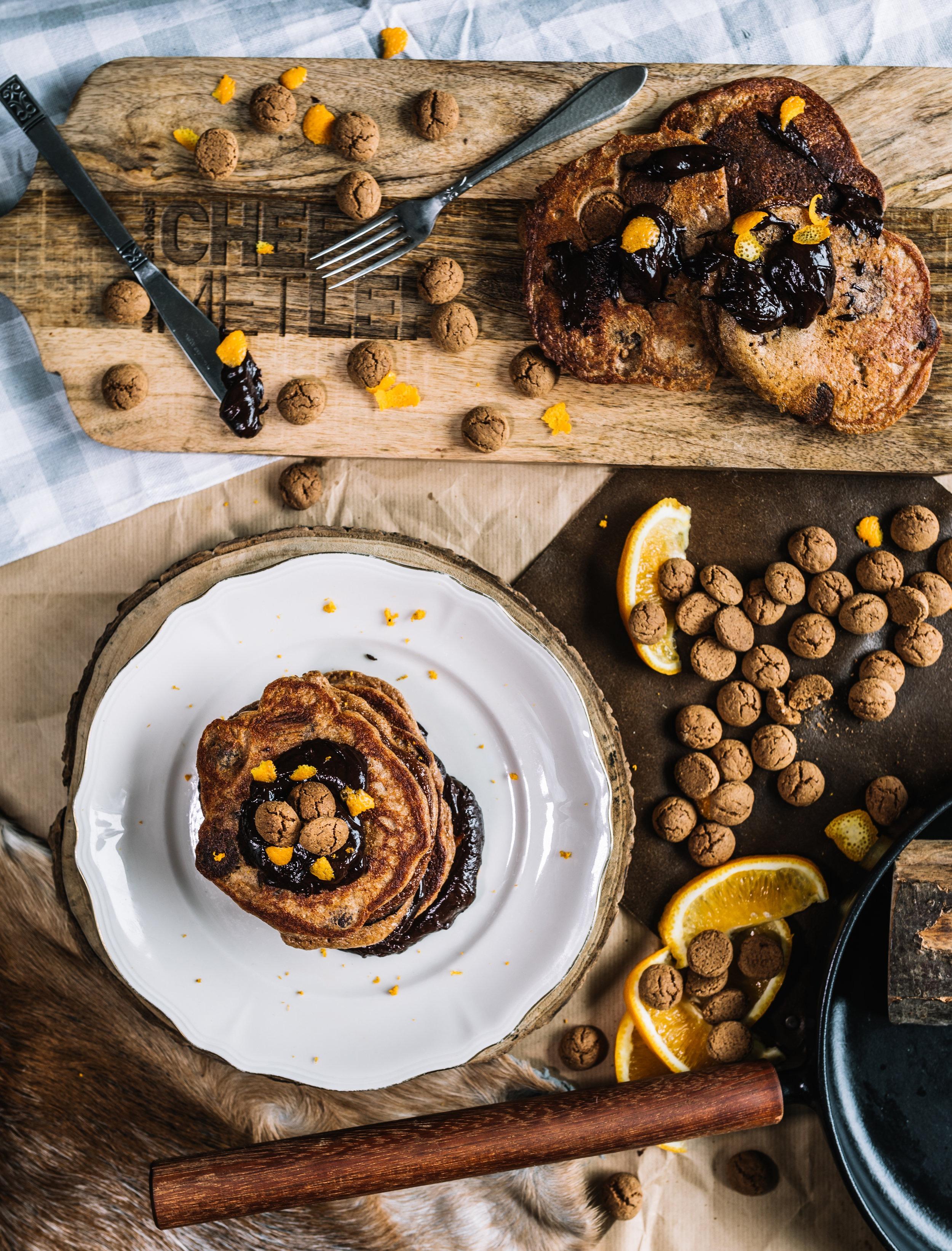 kruidnoten pancakes online diëtist