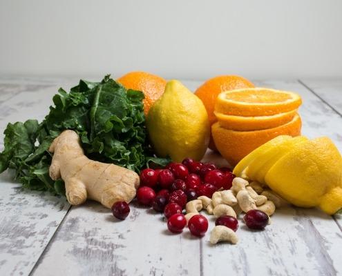 gezonde voeding en mooie huid online diëtist