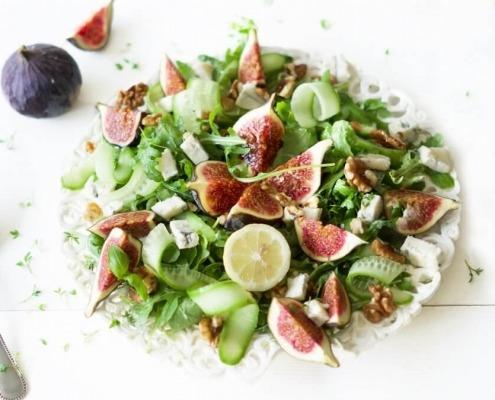 salade met vijgen en gorgonzola online diëtist
