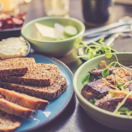 Gezond lunchen. 4 tips online diëtist