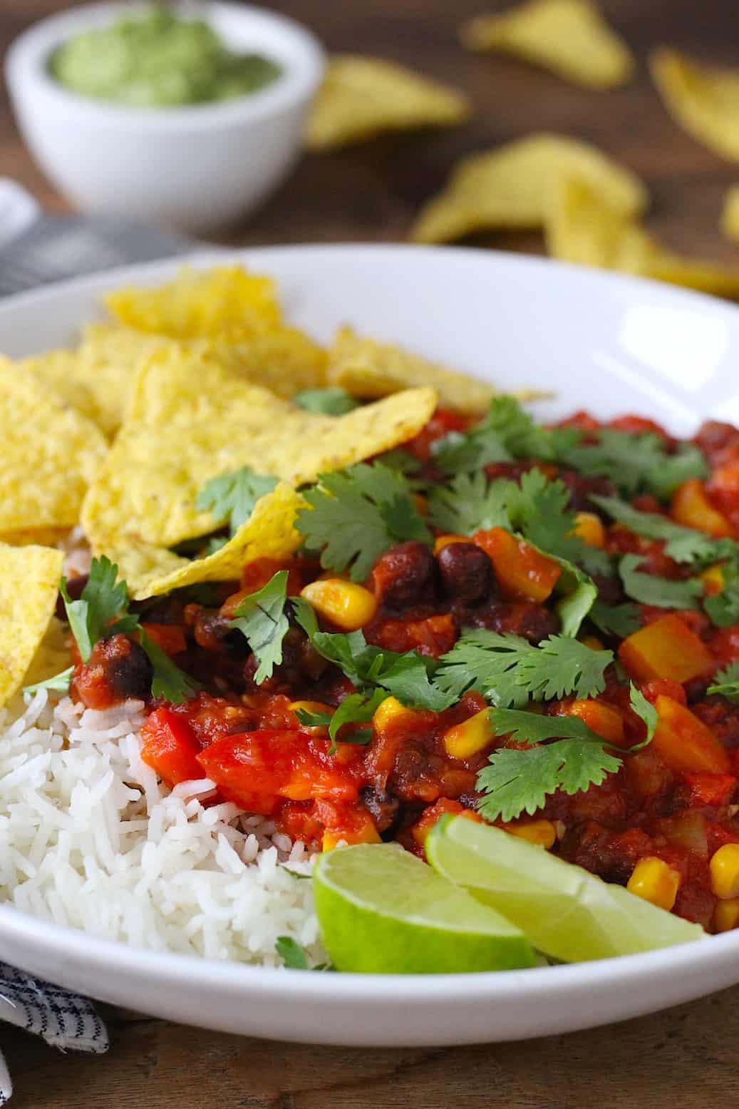 Chili sin carne - online diëtist Jonathan Klaassen