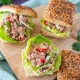 broodje oosterse tonijnsalade online diëtist