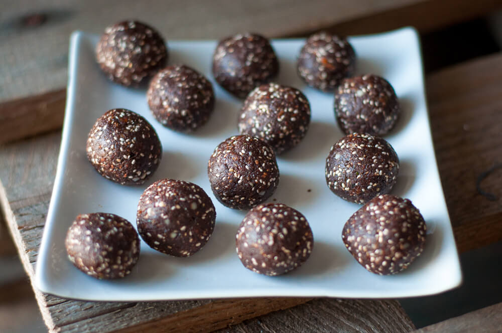 chocolade dadel balletjes
